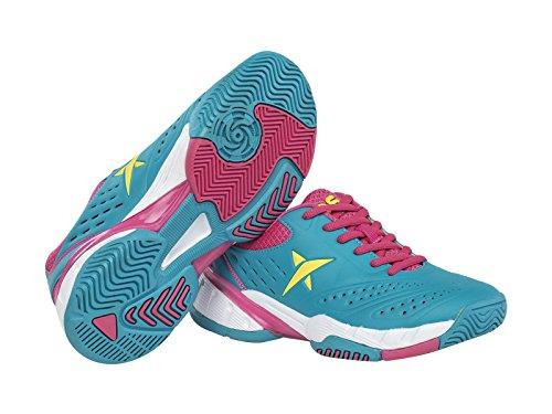 Drop Shot Molecular Tech W - Zapatillas Deportivas para Mujer, Color Azul, Talla 38: Amazon.es: Zapatos y complementos