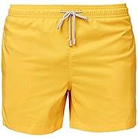 HAWKSBILL-Classic Sarı Deniz Şortu