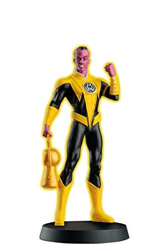 Eaglemoss Dc Comics - Eaglemoss DC Comics Super Hero Collection Sinestro Figurine