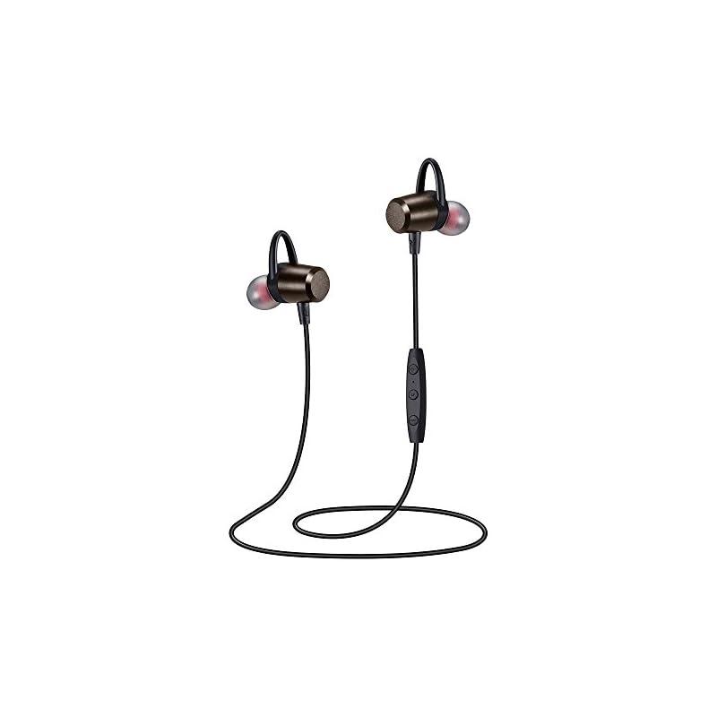 A&S Bluetooth Headphones,Magnetic Wirele