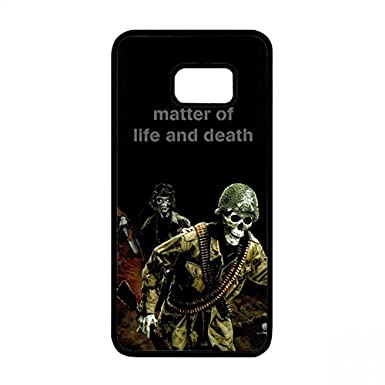 7aea640ef4c Heavy Metal Music Theme Phone Case for Samsung Galaxy S6 Edge Plus Heavy  Metal Music Picture Cover  Amazon.co.uk  Electronics