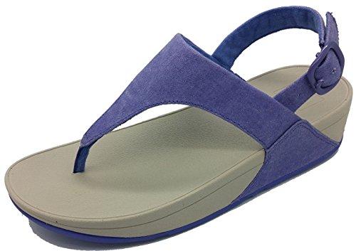 FitFlop - Sandalias para mujer Blue Violet