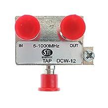 SVI Digital DCW-12 Coaxial Splitter / Tap, 5-1000Mhz, 2-Way