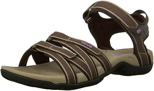 Teva Women's Tirra Athletic Sandal, Simply Taupe, 9.5 US