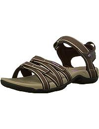 Teva Women's Tirra Athletic Sandal, Simply Taupe, 9.5 US