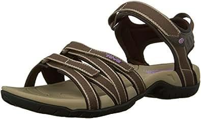 Teva Women's Tirra Sandal,Chocolate Chip, SIZE 5.5