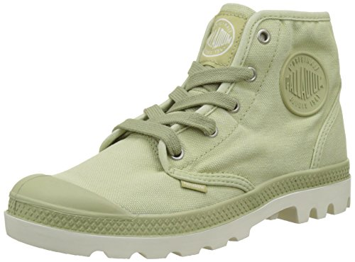 Green Women's Marshmallow Boot Pampa Palladium Combat Hi Green Sage FTx0qCCOwR