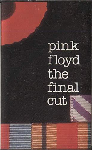 Pink Floyd: The Final Cut Cassette Tape