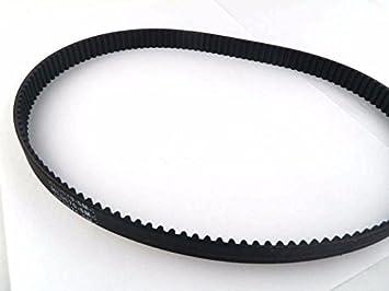 420-5m-15 Htd Correa Dentada 420 mm de largo de 15 mm de ancho y 5 Mm Pitch
