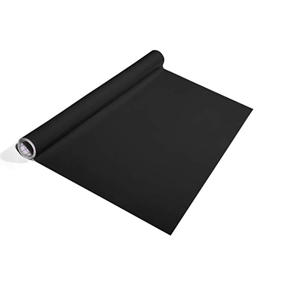 Papier Peint Tableau Noir ALEENFOON Amovible Rouleau Tableau Craie Adh/ésif Papier Peint Tableaux Muraux Autocollants Tableau Tableau Noir Adh/ésif pour Accueil /École et Bureau