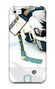 Fashion NKQBVtp8786fKqhj Case Cover For Iphone 5c(san Jose Sharks Hockey Nhl (14) )