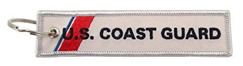 Luso Aviation US Coast Guard, Embroidered Key Chain