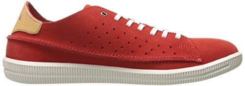 Diesel Men S Naptik Red Sneaker Dyneckt Fashion Fiery rraqwAT