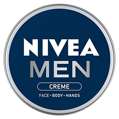 NIVEA MEN Creme, Face Body & Hands, Moisturizing Cream, 30ml