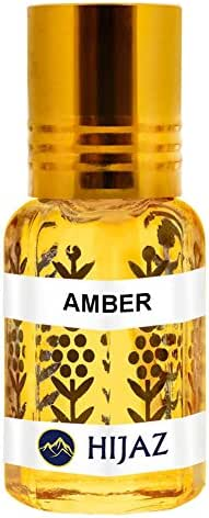 Amber Alcohol Free Scented Oil Attar - 3ML