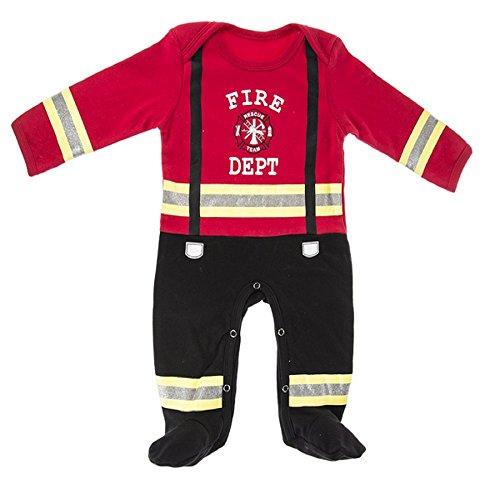 Ganz Baby Fire Dept Sleeper Ganz Baby Gift