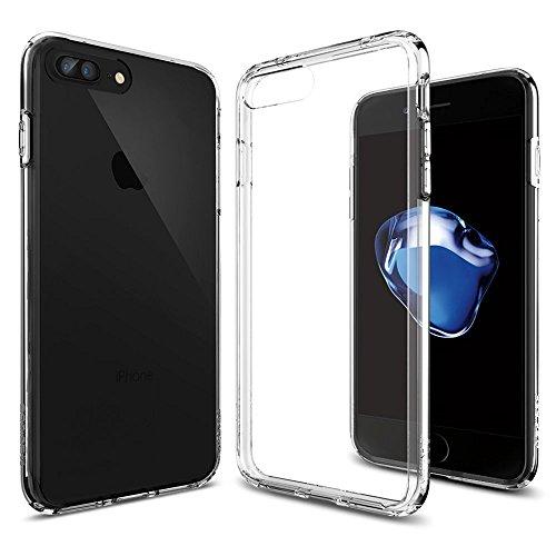 VSHOP ® Coque iPhone 7 Plus (2016) , TPU souple Etui Housse de Protection pour Apple iPhone 7 Plus (2016) Transparent