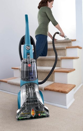 Hoover SteamVac Max Extract Pressure Pro 60 FH50220 Carpet Washer – Best Carpet Cleaner For Cleaning Stairs