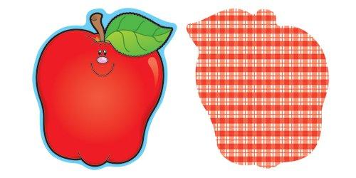 Carson Dellosa Apples Cut-Outs (120012)