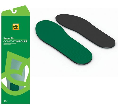 Complete Medical Spenco Standard Full Insoles Size W 7-8 M 6-7 from Complete Medical