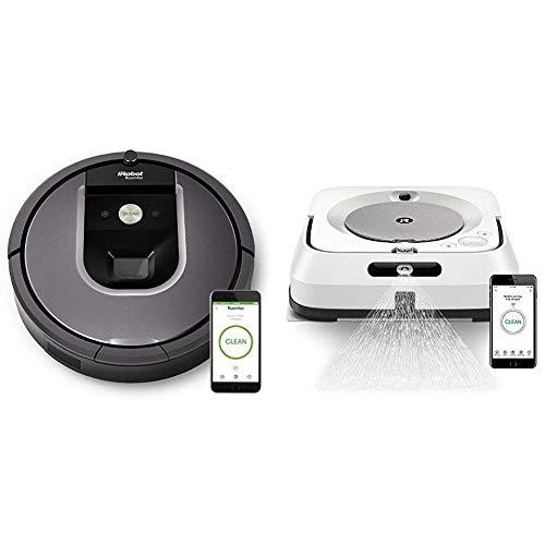 iRobot Roomba 960 Robot Vacuum...