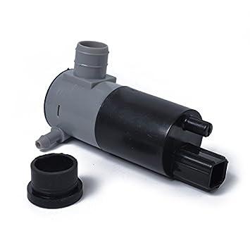 Ocamo Bomba de agua de la arandela de Limpiaparabrisas y partes para Chrysler Dodge Jeep 5103452AA: Amazon.es: Coche y moto