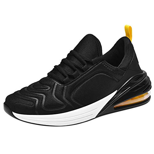 JJLIKER Mens Boys Fashion Athletic Sneakers Comfort Basketball Shoes Outdoor Sport Running Training Gym Shoes (Black Mamba Jordan 11 Low For Sale)