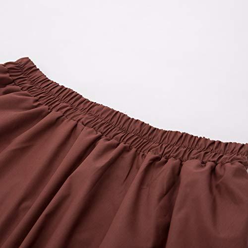 caf Line Ensemble Femme Volant A SCARLET Jupe Blanc Jupe Veste Top DARKNESS Combinaison tR4xww78qS