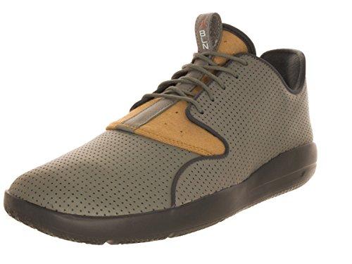 Nike Jordan Eclipse Ltr, Zapatillas de Deporte para Hombre Gris / Beige / Negro (Tmbld Gry / Cnnbr-Flt Gld-Anthrc)
