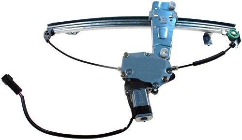 Dorman 741-557 Front Passenger Side Power Window Regulator and Motor Assembly for Select Jeep Models