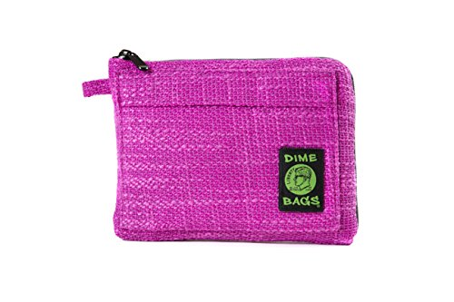 Padded Pouch - Soft Interior with Secure Heavy-Duty Zipper (10-Inch) (Magenta)