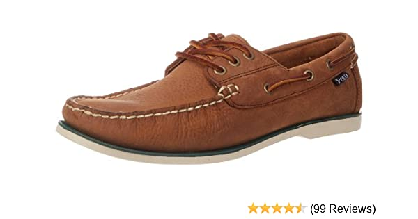 c169e99bb Amazon.com | Polo Ralph Lauren Men's Bienne Boat Shoe | Loafers ...