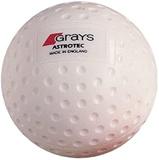 GRAYS Astrotec Hockey Ball , White by Grays