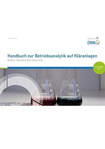 Handbuch zur Betriebsanalytik auf Kläranlagen