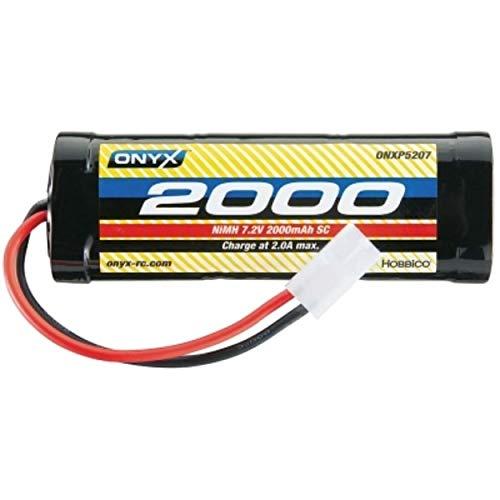 Onyx 7.2V 2000mAh NiMH Sub-C Stick: Standard Plug