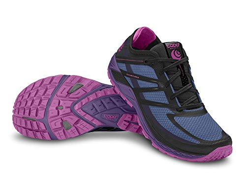 Topo Athletic Runventure 2 Running Shoes - Women's Stone/Plum 9