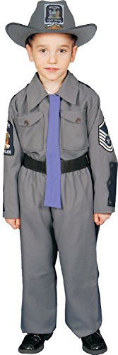 Boy's State Trooper Costume