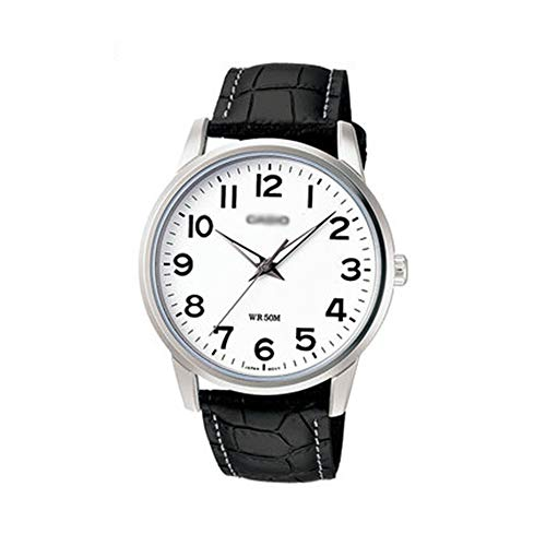 - Men Fashion Military Sport Quartz Watch Stainless Steel Band Waterproof with Chronograph and Calendar Fashion Dress Watch for Men