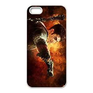 dmc devil may cry iPhone 4 4s Cell Phone Case White custom made pgy007-9952853