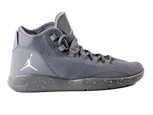 Price comparison product image Nike Men's Jordan Reveal Basketball Shoe (9 D(M) US, Cool Grey/White-Cool Grey)