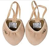Rhythmic Gymnastics Half-Shoes (Microfiber) Solo