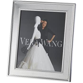 Amazon.com - Vera Wang by Wedgwood Grosgrain 8-Inch by 10-Inch Frame ...