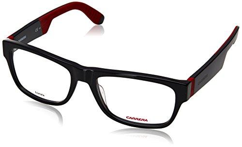 Carrera 4402 Eyeglass Frames CA4402-029A-5418 - Shiny Black Frame, Lens Diameter 54mm, (Carrera Eyeglass Frames)