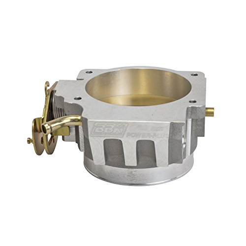 Aftermarket Camaro Body (BBK 1783 92mm Throttle Body - High Flow Power Plus Series For LS2, LS3, LS7 Cable Drive Swap Applications)