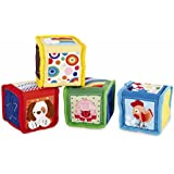 Earlyears Soft Baby Blocks