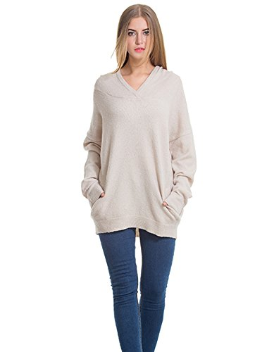 baggy hooded sweater - 8