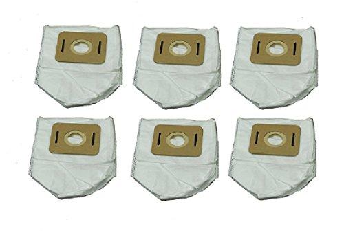 Atrix VACBP6-6P HEPA Backpack Vacuum Filters 6 pack by Atrix