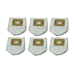 Atrix HEPA Backpack Vacuum Filter Bags VACBP6-6P - six pack