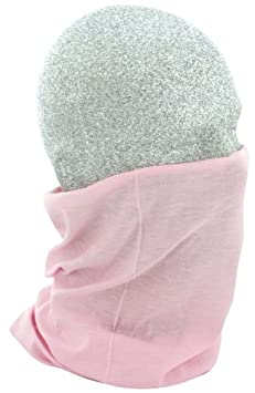 Zanheadgear Motley Tube, 100% Polyester, Pink T215 tr-509196