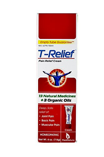 HEEL T-relief Pain Relief Ointment 100 Grams (3.53 oz)